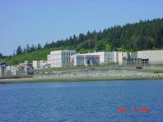 McNeil Island Federal Prison in Washington state. Where Ronnie served most of his time in mid-70s.