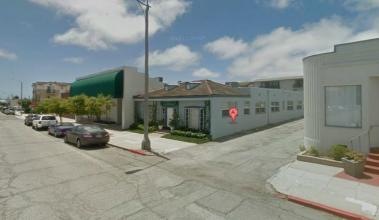 Dr. Moshos office at 1617 Cravens Ave in Torrance, CA. The kids would actually line up outside to get their pills.