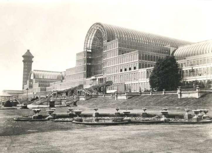 Resultado de imagen para Crystal Palace de Londres hd