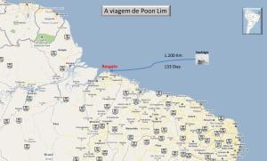 Lim's voyage