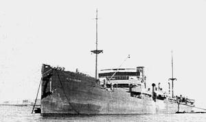 SS Ben Lomond in 1906