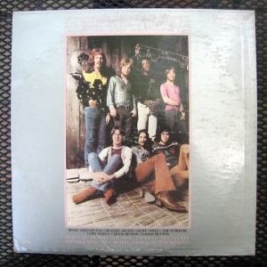 "This album featured ""Just an Old Fashioned Love Song"", a big hit in 1972."