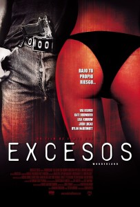 "The Wonderland Spanish DVD Cover and New Title: ""Excesses: At Your Own Risk"""