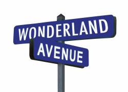 To all of the Wonderland fans, have a Happy Easter!
