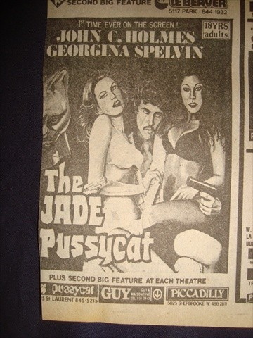 Johnny Wadd in The Jade Pussycat