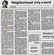 Click to enlarge image. The Courier, July 29, 1981.