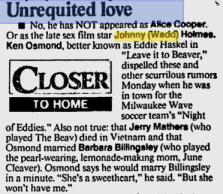Milwaukee Journal. February 20, 1990.