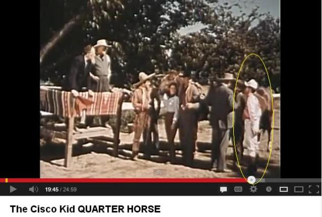 "Nash stars as ""Nash"" in the Quarter Horse episode."