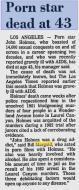 The Union Democrat. March 14, 1988.