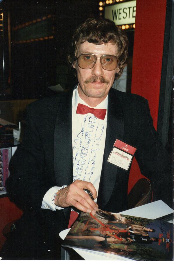 john holmes biographie