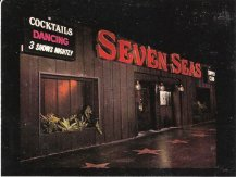 """aka """"Seven Sleaze"""" for it's quality of clientele."""