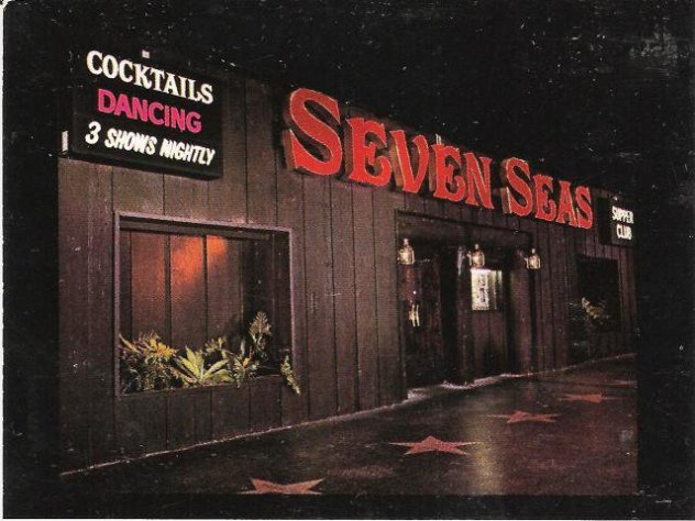 "aka ""Seven Sleaze"" for it's quality of clientele."