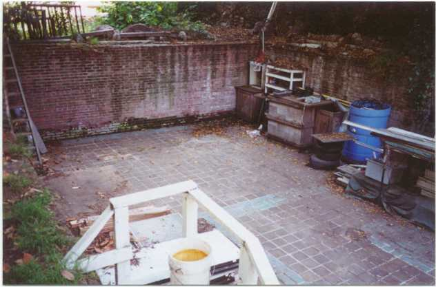 The famous basement, circa 2000.
