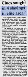 AP Article. July 2, 1981.