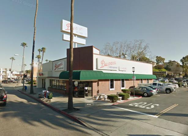 12036 Ventura Blvd. Open 24 Hours.