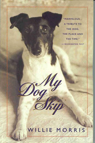 "The Real ""My Dog Skip"". Smartest dog ever!"