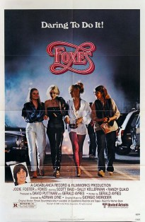 Foxes. Great soundtrack. Another great tale of troubled 70s youth drug culture.