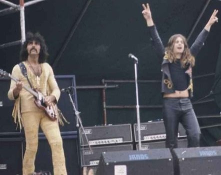 Black Sabbath, late 70s.