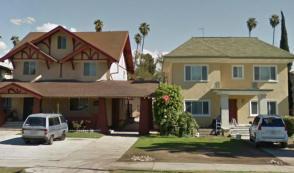 Greg Diles residence in 1992.