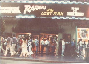 Grauman's Chinese  Theater 1981