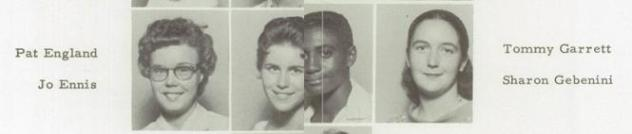 1959 Yearbook Photo