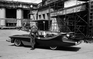 Singer Bobby Darin.