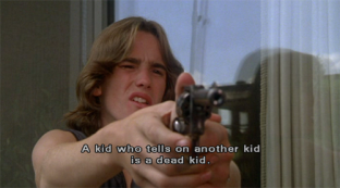 Over The Edge. One of the best tales of troubled 70s suburban youth culture.