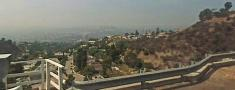 View of L.A. from the very top of Wonderland Ave. We need a night shot of this!!