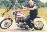 Country singer, David Allan Coe.