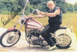 Country singer, David Allan Coe.