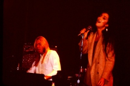 Gregg Allman and Cher