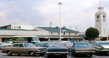 1969. What is that brown car? That thing is outstanding!
