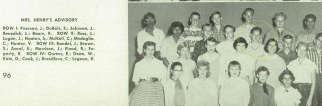9th grade. 1958.