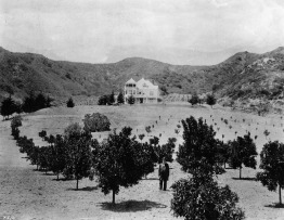 Laurel Canyon. 1898.