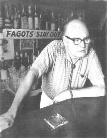 Barney of Barney's Beanery. 1968.