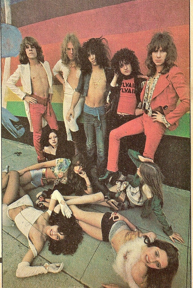 New York Dolls. Overrated.