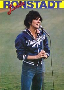 Linda does the Nat'l Anthem.