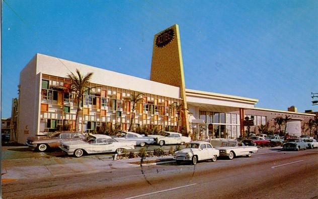 The Aztec Motel
