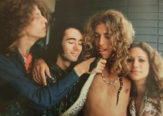 Robert Plant and friends.