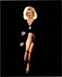 Elizabeth Montgomery, 1982.