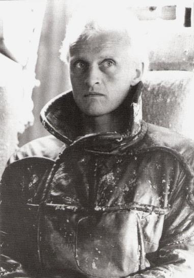 Rutger Hauer. Blade Runner. 1981
