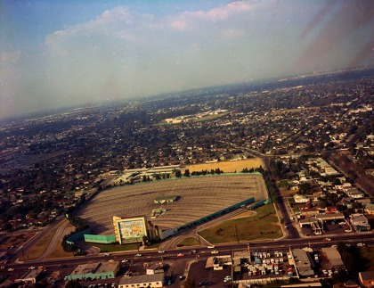The Compton Drive In, 1964.