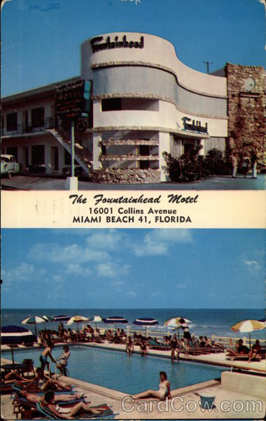 The Fountainhead Motel