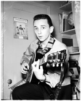 Phil Spector, 1958.
