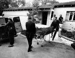 The murder of silent film star, Ramon Navarro. 1968.