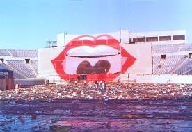 Rolling Stones aftermath, Buffalo NY 1978.