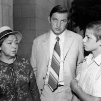 Voytek's family, 1971.