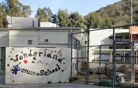 Wonderland School, present day.