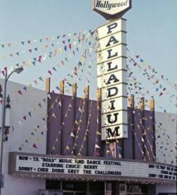 The Palladium.