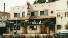 The Troubador.